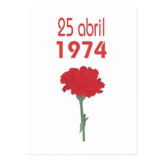 25 Abril Postales