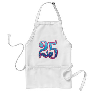 25 Age Rave Aprons