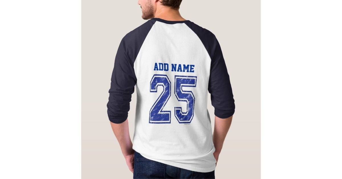 25 custom jersey t shirt zazzle for Zazzle custom t shirts