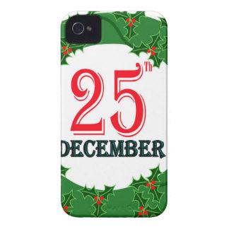 25 de diciembre de 2015 imagen carcasa para iPhone 4 de Case-Mate