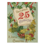 25 de diciembre día de navidad postales