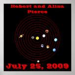 25 de julio de 2009 posters