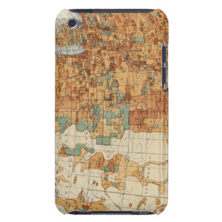 25 Density of increase of population, US, 18901900 Barely There iPod Cover