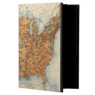 25 Density of increase of population, US, 18901900 Case For iPad Air