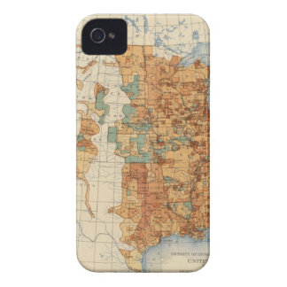 25 Density of increase of population, US, 18901900 Case-Mate iPhone 4 Case