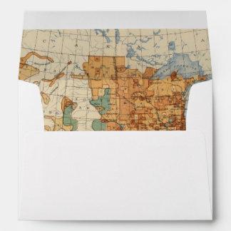 25 Density of increase of population, US, 18901900 Envelopes