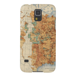 25 Density of increase of population, US, 18901900 Galaxy S5 Cover