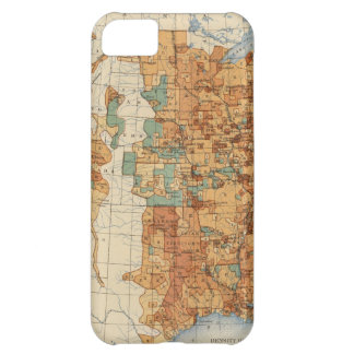 25 Density of increase of population, US, 18901900 iPhone 5C Cover