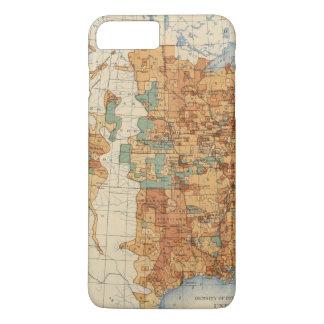 25 Density of increase of population, US, 18901900 iPhone 8 Plus/7 Plus Case