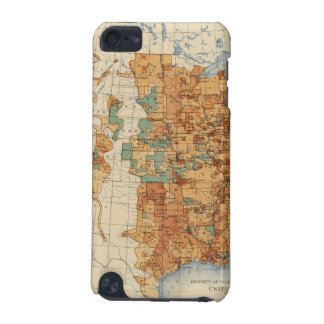 25 Density of increase of population, US, 18901900 iPod Touch 5G Case