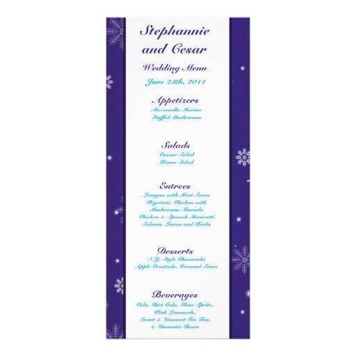 25 escamas blancas de la nieve de las tarjetas del tarjetas publicitarias personalizadas