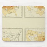 25 Interstate migration 1890 INLA Mouse Pad