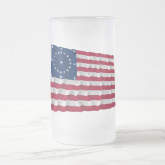 25-star flag, Medallion pattern, Outliers Coffee Mugs