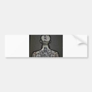 25 - The Silken Skin Bumper Stickers