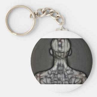 25 - The Silken Skin Key Chain