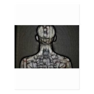 25 - The Silken Skin Postcard