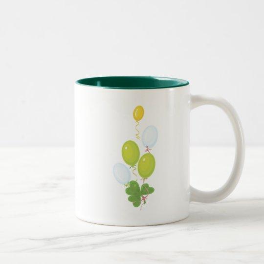 25 Two-Tone COFFEE MUG