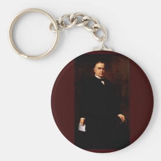 25 William McKinley Keychains