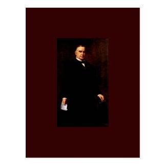 25 William McKinley Postcards