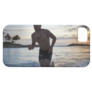 25 year old Hispanic triathlete after swim iPhone SE/5/5s Case
