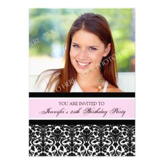 25tas invitaciones de la fiesta de cumpleaños de l invitacion personalizada