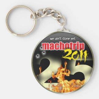 25th Anniversary Commemorative Keychain