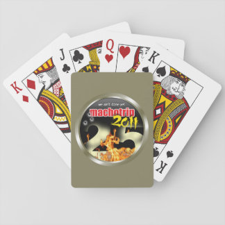 25th Anniversary Commemorative Playing Cards