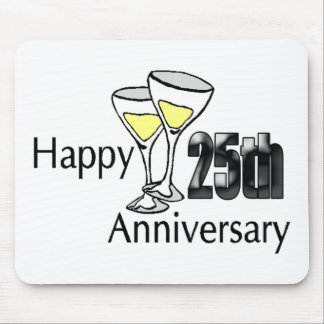 25th anniversary mouse mats