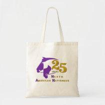 25th Anniversary NAN tote