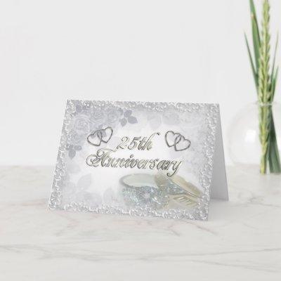 25th Silver Wedding