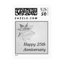 25th Anniversary Postage