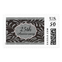 25th Anniversary Postage Stamps