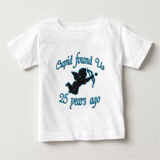 25th. Anniversary Shirt
