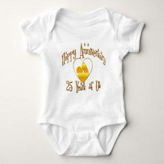 25th. Anniversary T Shirt