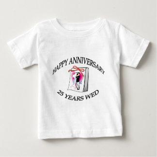 25th. ANNIVERSARY Tee Shirt