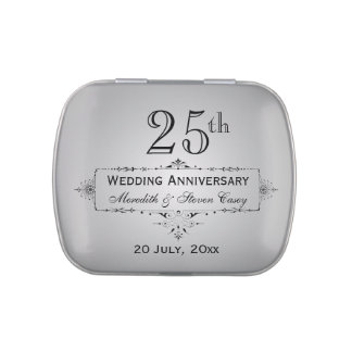 25th Anniversary Trees Jelly Belly™ Candy Tin