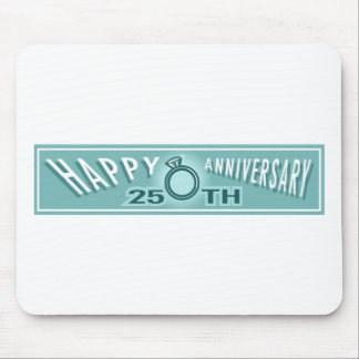 25th anniversary w3 mouse pad