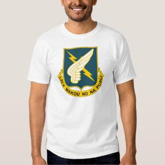 25th Aviation Regiment - Lele Makou No Na Puali Shirt