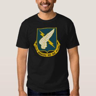 25th Aviation Regiment - Lele Makou No Na Puali Tee Shirt