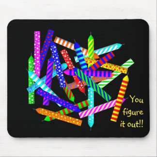 25th Birthday Gifts Mouse Pad