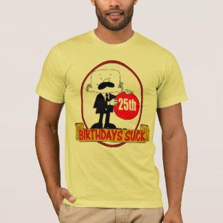 25th Birthday Gifts T Shirt