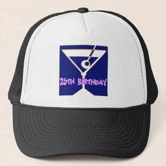 25th Birthday Hat Cap Gift