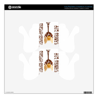 25th February - Chocolate-Covered Peanuts Day PS3 Controller Skins