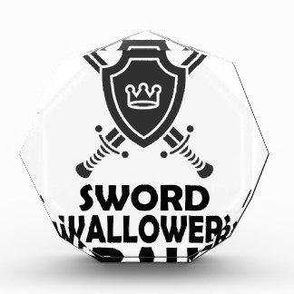 25th February - World Sword Swallower's Day Award
