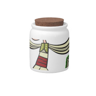 25th February - World Sword Swallower's Day Candy Jar