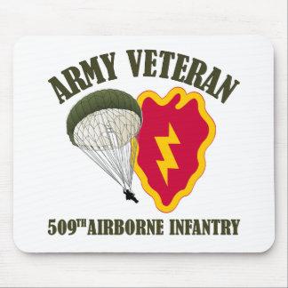 25th ID, 509th PIR Veteran Mouse Pads