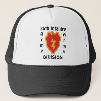 25th Inf Div bc/1 Trucker Hat