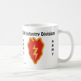 25th Inf Div - c Classic White Coffee Mug