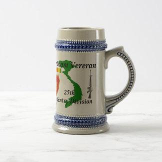 25th Inf Div Viet Vet bbs/2 Coffee Mugs