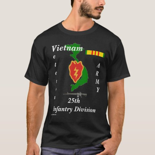 25th Inf Division T_Shirt